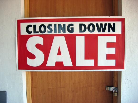 24/7 - Closing Down Sale