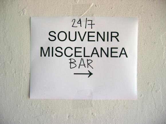 24-7 Souvenir Miscelanea Bar