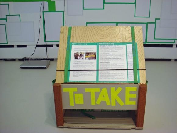 Wapke Feenstra & myvillages.org - Bibliobox