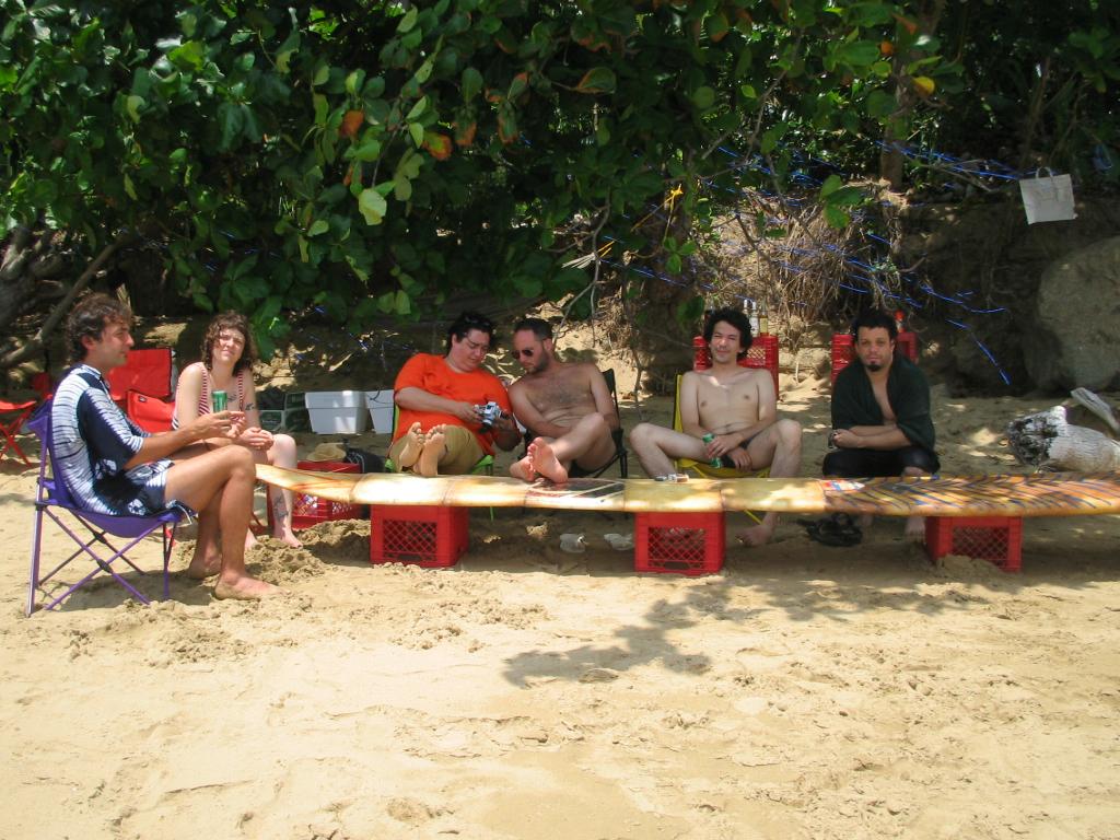 247 Beach Bar La Piramide At Pr04 Olympic Village