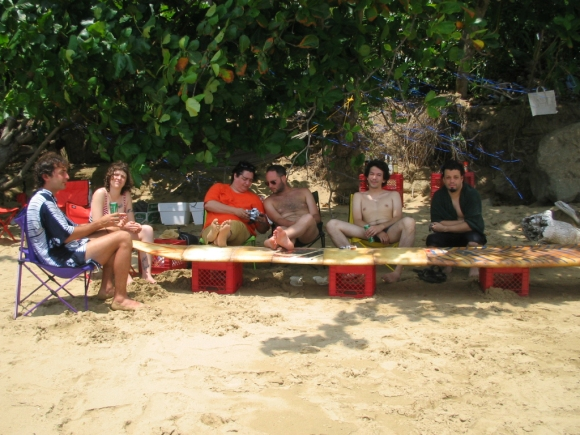 24/7 - Beach Bar La Piramide