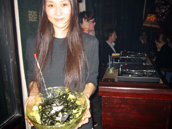 Yoko Brown - Seaweed Guacamole (2003)