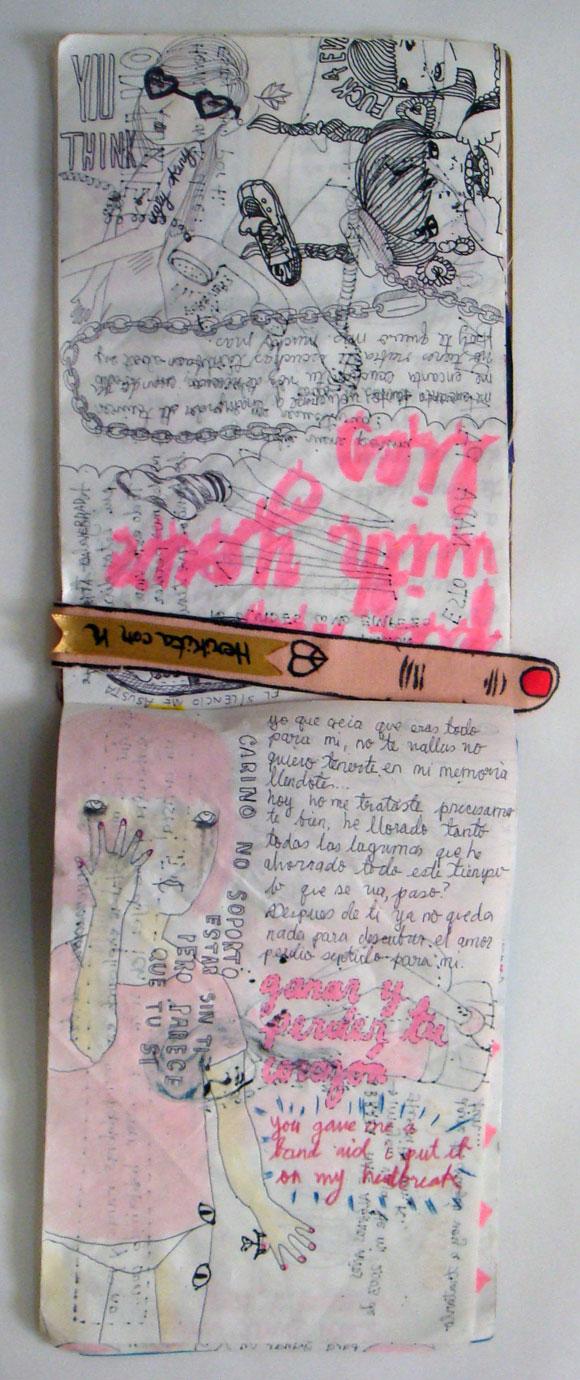 Herikita con K — Cada Que Trato de Decir la Verdad Solo Me Sale una Mentira (2011)