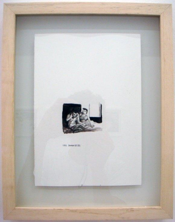 Camilo Aguirre — Ciervos de Bronce (2011)