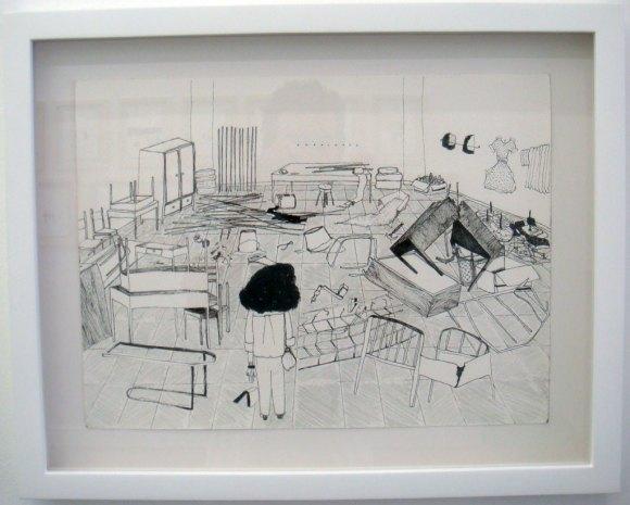 Monica Restrepo — Historia Ilustrada (Destruccion, 1989)