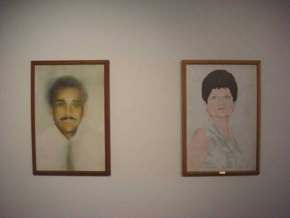 Mónica Restrepo — Retratos Institucionales del Instituto Departamental de Bellas Artes (2006)