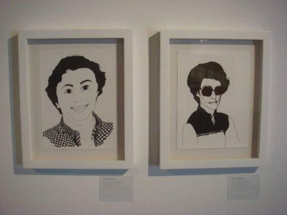 Mónica Restrepo — Historia Ilustrada, Capitulo 13: Retratos Institucionales y Celebridades Locales (2011)