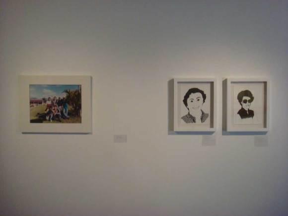 """Edinson Quiñones — Parche """"Toribio Maya"""" (2005) / Mónica Restrepo — Historia Ilustrada, Capítulo 13: Retratos Institucionales y Celebridades Locales (2011)"""