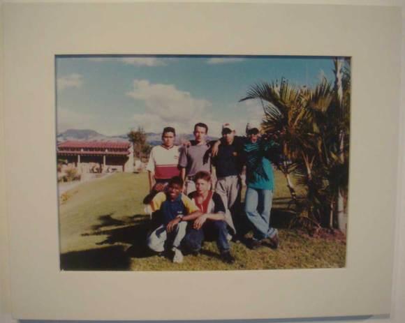 """Edinson Quiñones – Parche """"Toribio Maya"""" (2005)"""