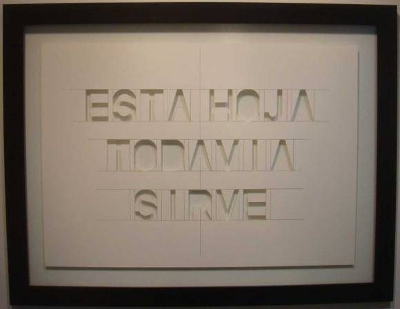 Esteban López — Esta Hoja Todavía Sirve (2011)