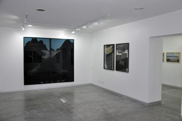 Jaime Avila Ferrer - Boceto para Polvo (2010) / Ever Astudillo - Palabrotas (1995)
