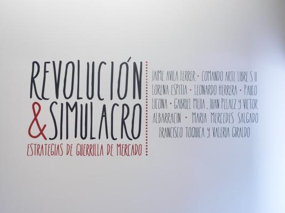 Revolución & simulacro: Estrategias de guerrilla de mercado