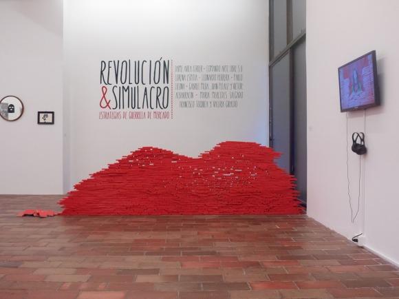 Lorena Espitia | Muro caído (2012)