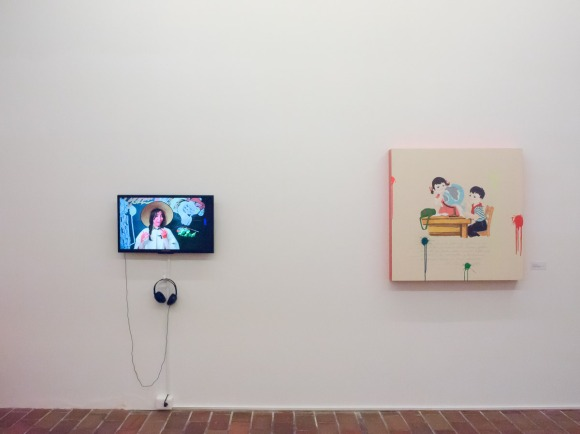 Lorena Espitia | Remake (2012) | Arte político inofensivo (2010)