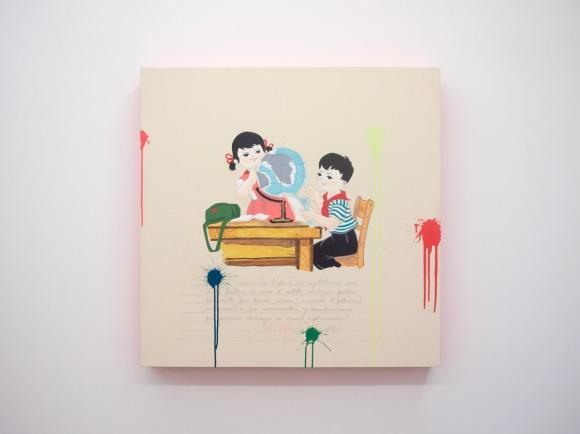 Lorena Espitia   Arte político inofensivo (2010)