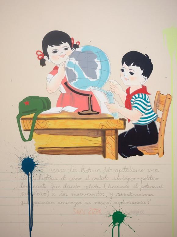 Lorena Espitia | Arte político inofensivo (2010)
