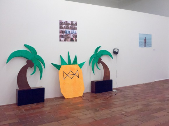 Víctor Albarracín, Gabriel Mejía Abad, Juan Sebastián Peláez   Modern Mamboys (2005) / Paulo Licona   Honolulu no en bloque (2011)