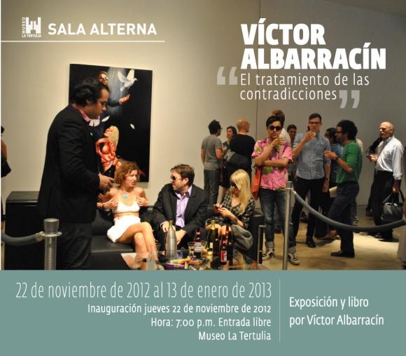 Victor Albarracin - El tratamiento de las contradicciones