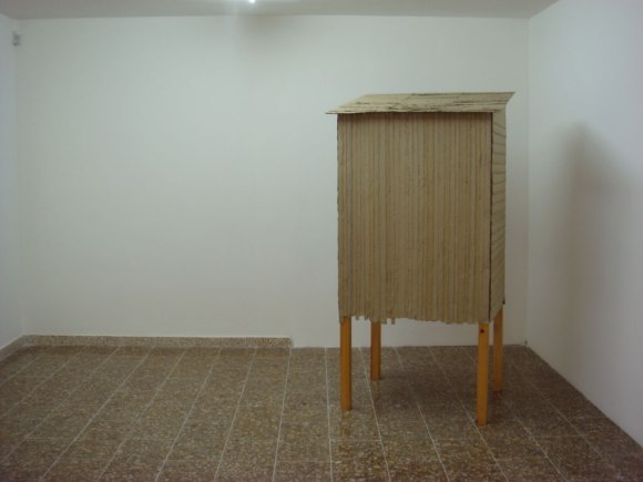 Gilda Mantilla & Raimond Chaves — Sin Titulo (Caseta Metereologica) (2010)