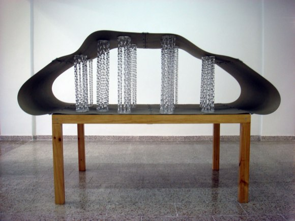Gilda Mantilla & Raimond Chaves — Nube (2009)