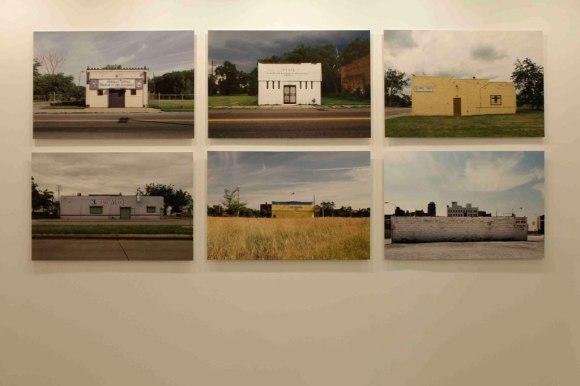 Camila Botero — Arriba y Abajo en el Futuro [Detroit] (2013)