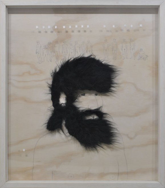 Jaime Avila Ferrer — 20 Artistas Presentes y 16 Ausentes (2011)