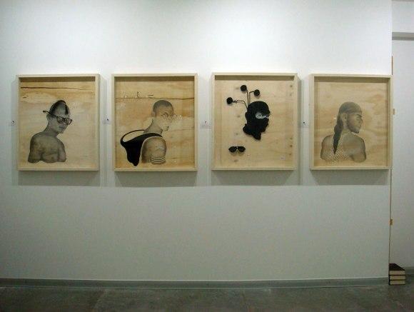 Jaime Avila Ferrer — Artistas (2011-2012)