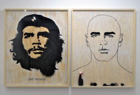Jaime Avila Ferrer — El Che de la Izquierda / El Che de la Derecha (2011)