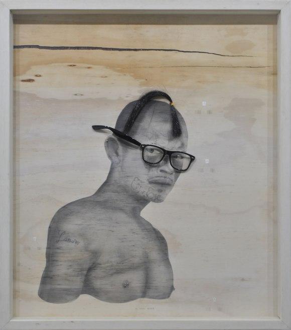 Jaime Avila Ferrer — El Ultimo Salvaje-Artista (2011)