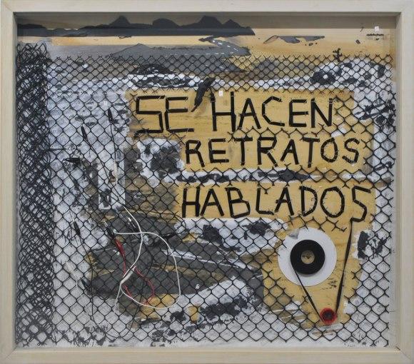 Jaime Avila Ferrer — Se Hacen Retratos Hablados (2011)