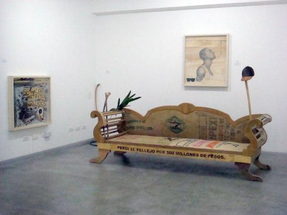 Jaime Avila Ferrer — Sofa sin Pellejo (2011)