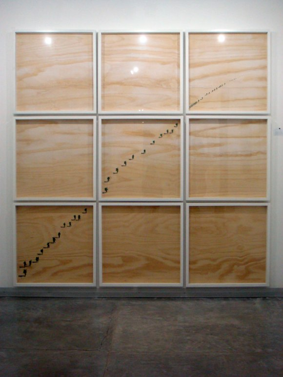 Jaime Avila Ferrer — Linea Desierta (2010)