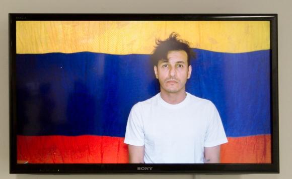 Andrés Felipe Uribe — Video comunicado público (2015)